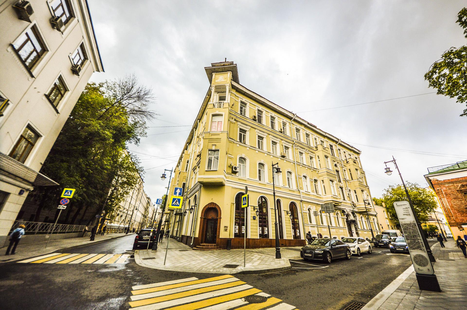Доходные дома Москвы: прошлое, настоящее и будущее