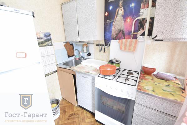 Двухкомнатная квартира в Вешняках. Фото 4