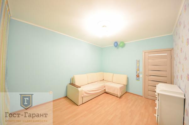 Адрес: Ореховый бульвар, дом 21, агентство недвижимости Гост-Гарант, планировка: 1605-АМ, комнат: 2. Фото 3