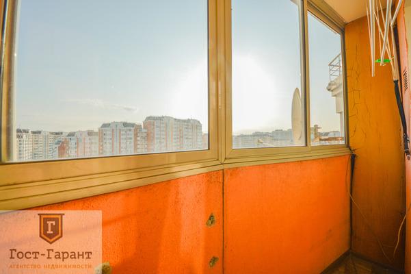 Адрес: Святоозерская улица, дом 34, агентство недвижимости Гост-Гарант, планировка: П-44т, комнат: 1. Фото 4