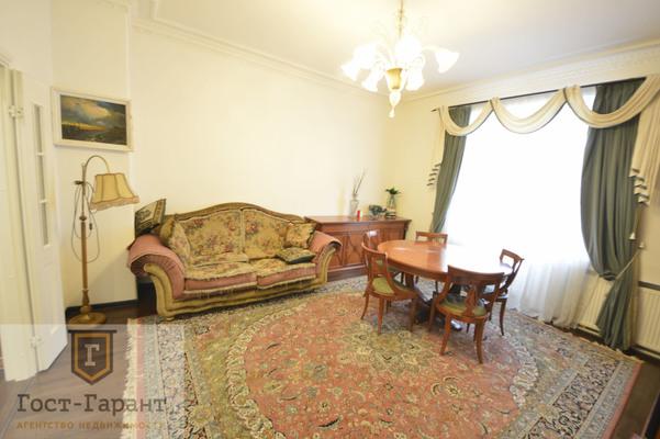 Квартира в сталинском доме. Фото 1