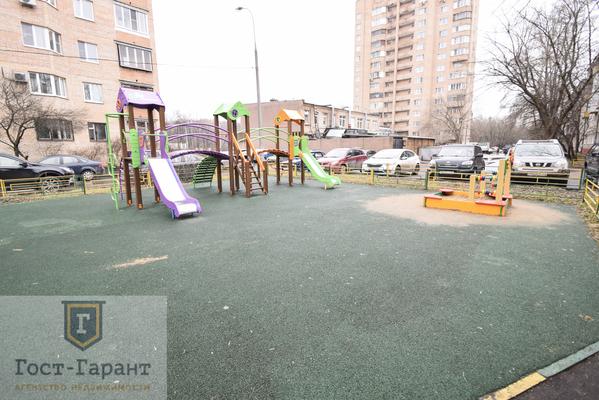 Двухкомнатная квартира в Коптев. Фото 11