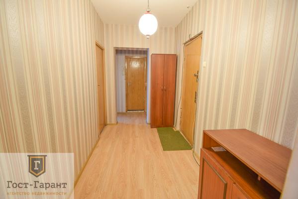 Адрес: Елецкая улица, дом 20, агентство недвижимости Гост-Гарант, планировка: П43, комнат: 1. Фото 3