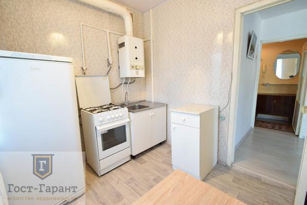 Адрес: Восточный поселок, 9 Мая улица, дом 18А , агентство недвижимости Гост-Гарант, планировка: I-447, комнат: 1. Фото 2