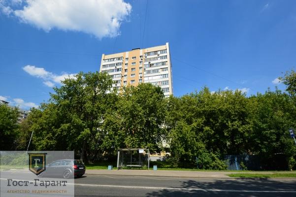 Адрес: Талалихина улица, дом 5, агентство недвижимости Гост-Гарант, планировка:  И-209А, комнат: 2. Фото 19