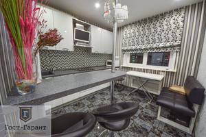 Двухкомнатная квартира в районе Беговой