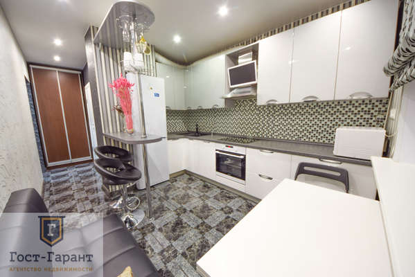 Двухкомнатная квартира в районе Беговой. Фото 2