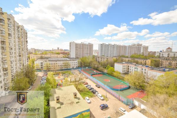 Двухкомнатная квартира в районе Беговой. Фото 11