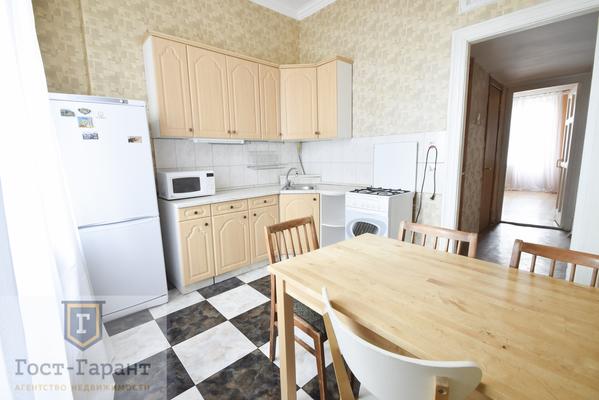 Двухкомнатная квартира на Кутузовском. Фото 1