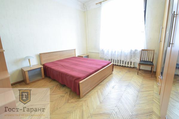 Двухкомнатная квартира на Кутузовском. Фото 3