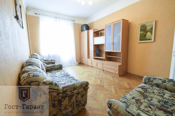Двухкомнатная квартира на Кутузовском. Фото 5