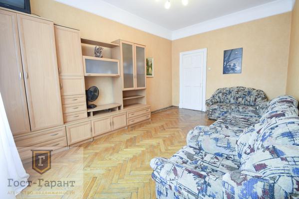 Двухкомнатная квартира на Кутузовском. Фото 6