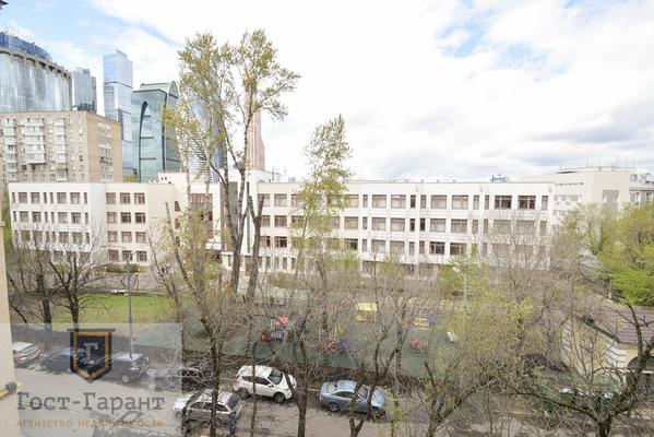 Адрес: Кутузовский проспект, дом 22, агентство недвижимости Гост-Гарант, планировка: Индивидуальный проект, комнат: 2. Фото 10