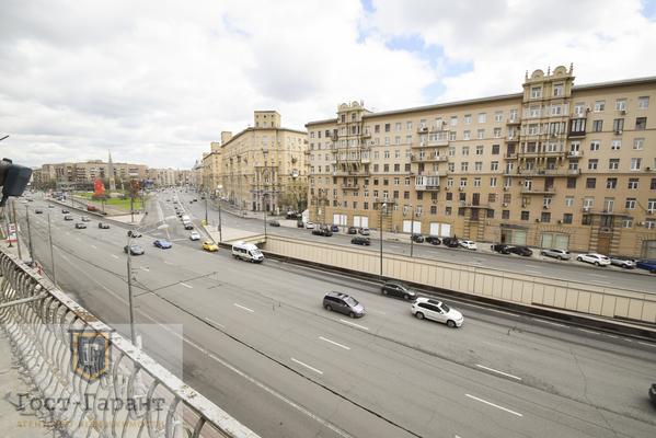 Двухкомнатная квартира на Кутузовском. Фото 11