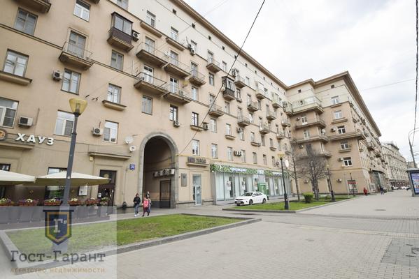 Двухкомнатная квартира на Кутузовском. Фото 13