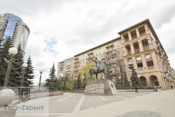 Двухкомнатная квартира на Кутузовском. Фото 14