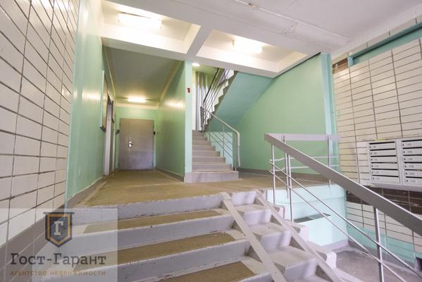 Адрес: Луговой проезд, дом 10к2, агентство недвижимости Гост-Гарант, планировка: П44, комнат: 1. Фото 8