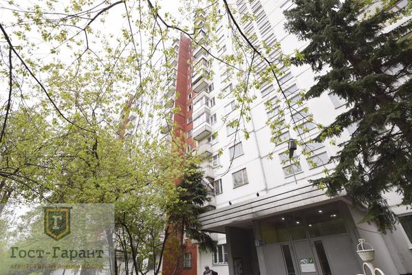 Адрес: Ивана Бабушкина улица, дом 3, агентство недвижимости Гост-Гарант, планировка: П3, комнат: 2. Фото 11