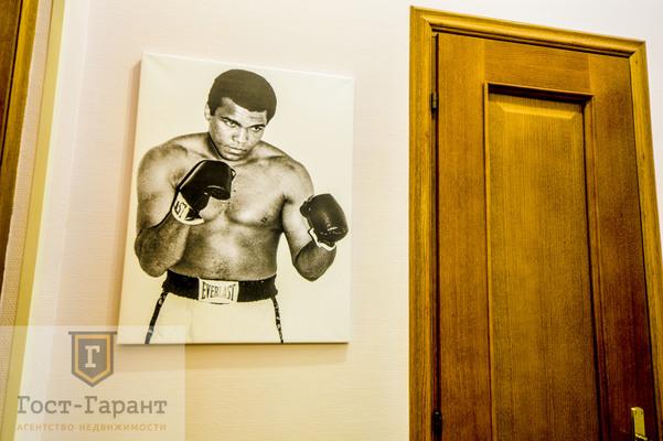 Трехкомнатная квартира на Павелецкой. Фото 1