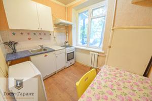 Двухкомнатная квартира на Кронштадтском бульваре7660