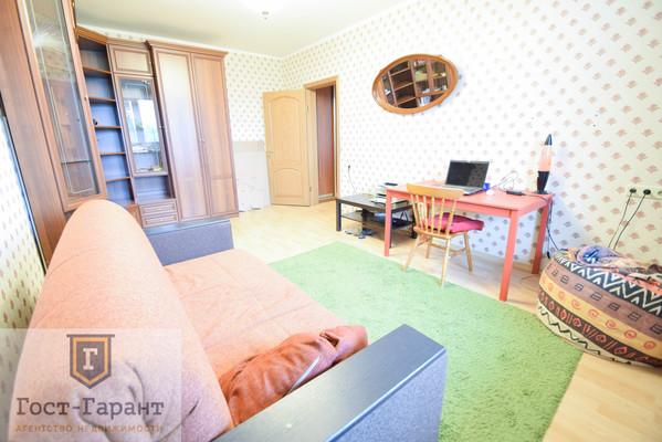 Адрес: Новогиреевская улица, дом 28, агентство недвижимости Гост-Гарант, планировка: П44Т, комнат: 2. Фото 4