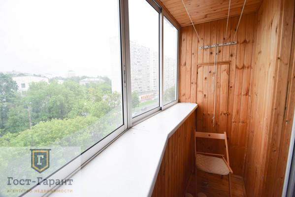 Адрес: Новогиреевская улица, дом 28, агентство недвижимости Гост-Гарант, планировка: П44Т, комнат: 2. Фото 5