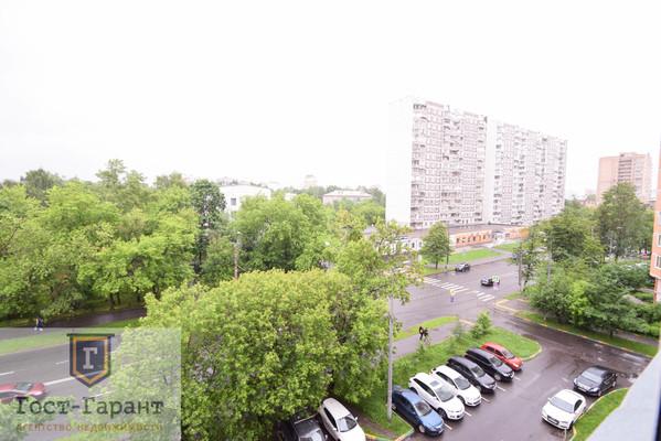 Адрес: Новогиреевская улица, дом 28, агентство недвижимости Гост-Гарант, планировка: П44Т, комнат: 2. Фото 10