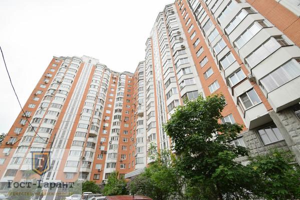 Адрес: Новогиреевская улица, дом 28, агентство недвижимости Гост-Гарант, планировка: П44Т, комнат: 2. Фото 11