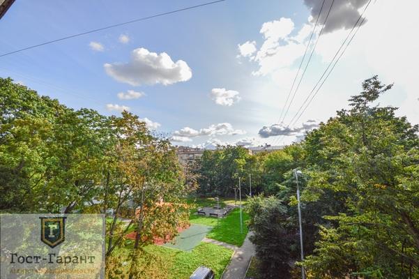Адрес: Новая Башиловка улица, дом 6, агентство недвижимости Гост-Гарант, планировка: Индивидуальный проект, комнат: 2. Фото 9