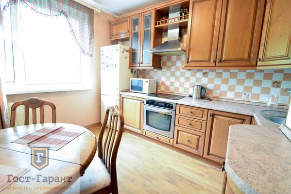 Адрес: Кантемировская улица, дом 4к3, агентство недвижимости Гост-Гарант, планировка: П3, комнат: 2. Фото 4