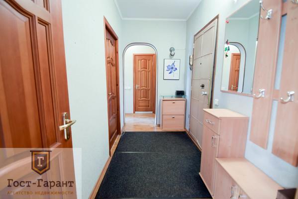 Адрес: Кантемировская улица, дом 4к3, агентство недвижимости Гост-Гарант, планировка: П3, комнат: 2. Фото 8