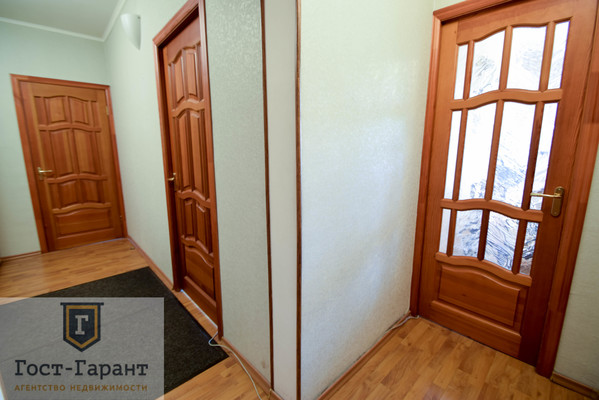 Адрес: Кантемировская улица, дом 4к3, агентство недвижимости Гост-Гарант, планировка: П3, комнат: 2. Фото 12