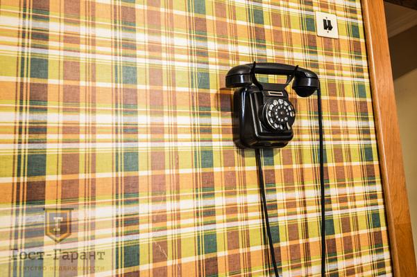 Адрес: Тверская-Ямская улица, дом 13 стр.1, агентство недвижимости Гост-Гарант, планировка: Индивидуальный проект, комнат: 4. Фото 6