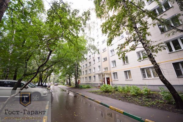 1-комнатная в Новогиреево. Фото 7