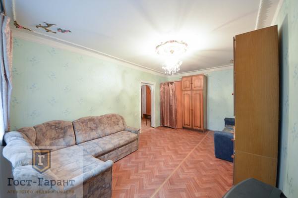 Адрес: Борисовские Пруды улица, дом 28, агентство недвижимости Гост-Гарант, планировка: П-44, комнат: 1. Фото 3