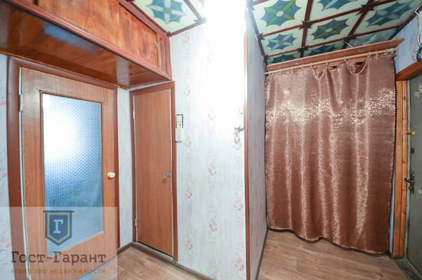 Адрес: Борисовские Пруды улица, дом 28, агентство недвижимости Гост-Гарант, планировка: П-44, комнат: 1. Фото 7
