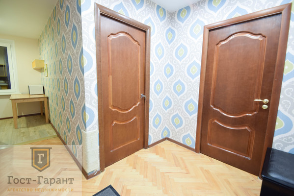 Адрес: Декабристов улица, дом 29А, агентство недвижимости Гост-Гарант, планировка: П49-Д. Фото 3