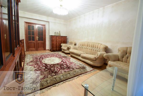 Трехкомнатная квартира в доме ЦК КПСС. Фото 1