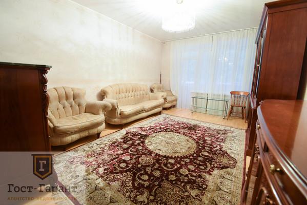 Трехкомнатная квартира в доме ЦК КПСС. Фото 2