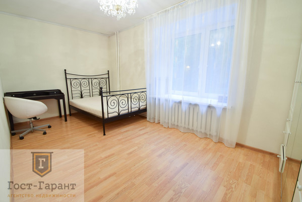Трехкомнатная квартира в доме ЦК КПСС. Фото 4