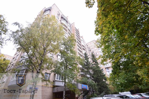 Трехкомнатная квартира в доме ЦК КПСС. Фото 13