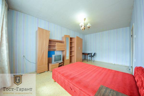 Адрес: Солнцевский проспект, дом 23, агентство недвижимости Гост-Гарант, планировка: П-47, комнат: 1. Фото 3