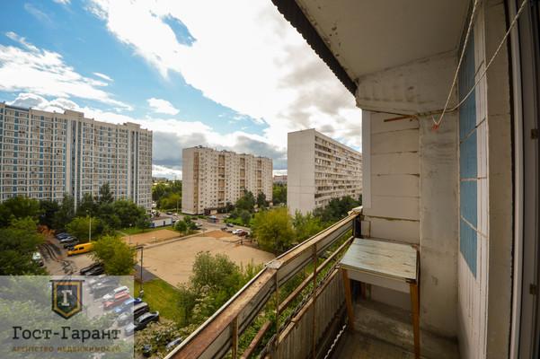 Адрес: Солнцевский проспект, дом 23, агентство недвижимости Гост-Гарант, планировка: П-47, комнат: 1. Фото 9