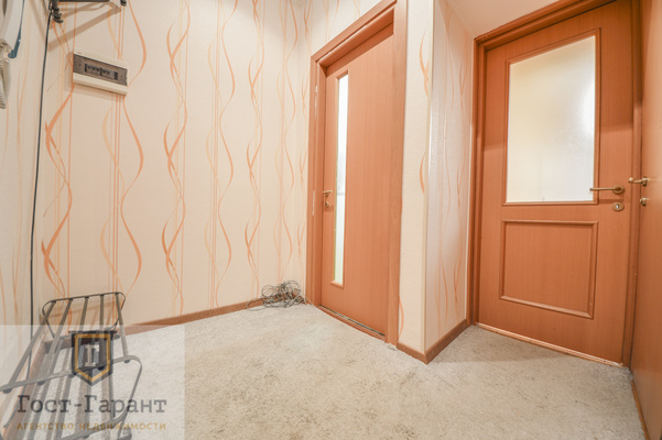 Адрес: 2-й Волконский переулок, дом 1, агентство недвижимости Гост-Гарант, планировка: II-29-Б, комнат: 1. Фото 2