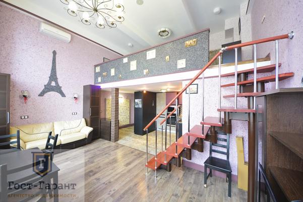 Адрес: Проспект мира, дом 102, агентство недвижимости Гост-Гарант, планировка: Индивидуальный проект , комнат: 2. Фото 1