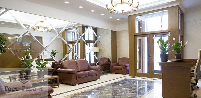 Адрес: Проспект мира, дом 102, агентство недвижимости Гост-Гарант, планировка: Индивидуальный проект , комнат: 2. Фото 10