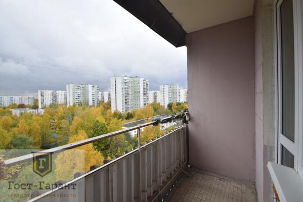 Адрес: Новгородская улица, дом 22к1, агентство недвижимости Гост-Гарант, планировка: П43, комнат: 1. Фото 8