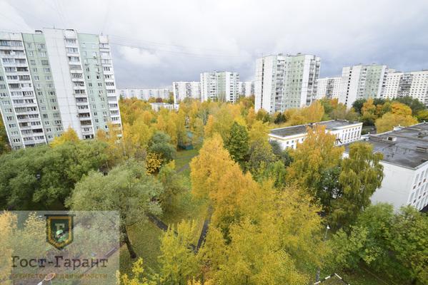 Адрес: Новгородская улица, дом 22к1, агентство недвижимости Гост-Гарант, планировка: П43, комнат: 1. Фото 9