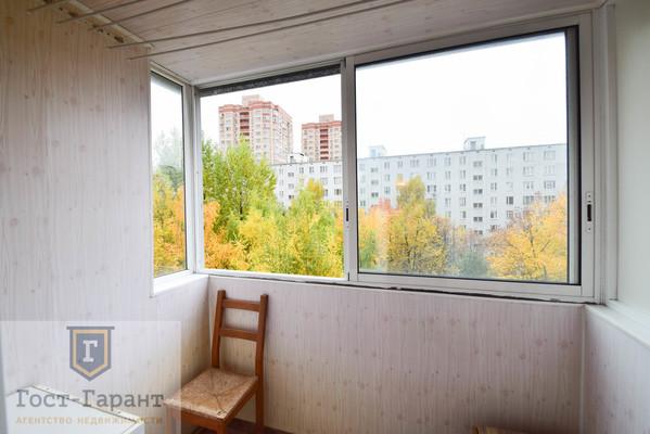 Адрес: Чертановская улица, дом 36к1, агентство недвижимости Гост-Гарант, планировка: П-49, комнат: 3. Фото 6