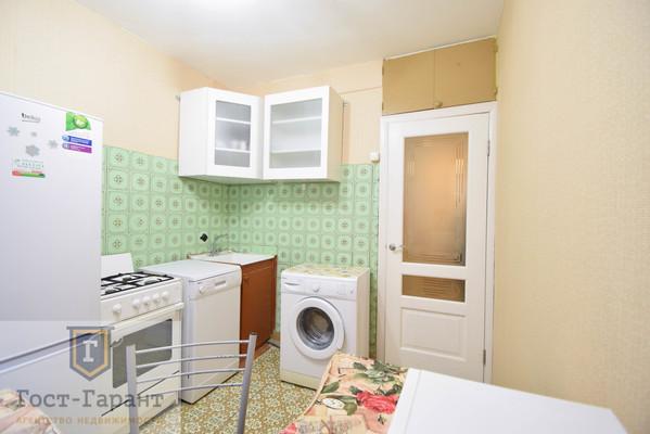 1 комнатная на Россошанском проезде. Фото 1